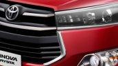 Toyota Innova Crysta Leadership Edition Front Gril
