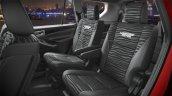 Toyota Innova Crysta Leadership Edition Seat Uphol