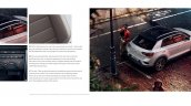 Vw T Roc Brochure Page 6 Comfort And Convenience
