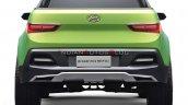 Hyundai Creta Stc Rear