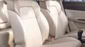 2020 Maruti Dzire Facelift Seat Upholstery