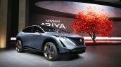 Nissan Ariya Concept Front Three Quarters 8da9