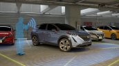 Nissan Ariya Concept Parking Bay 8439