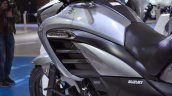 Suzuki Intruder 150 Fi Tank Cowl At 2018 Auto Expo