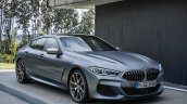 Bmw 8 Series Gran Coupe Front Three Quarters