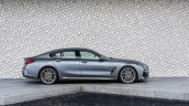 Bmw 8 Series Gran Coupe Side Profile