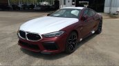 Bmw M8 Coupe Front Three Quarters India