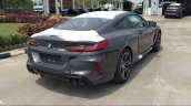 Bmw M8 Coupe Rear Three Quarters India
