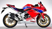 Honda Cbr250rr Right Side Red
