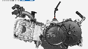 Tvs Xl 100 Bs6 Engine 15a2