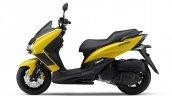 Yamaha Majesty S Left Side Yellow