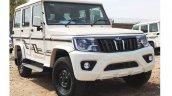 2020 Mahindra Bolero Power Facelift Exterior