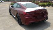 Bmw M8 Coupe Red India C564