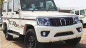 2020 Mahindra Bolero Power Facelift Exterior 503b