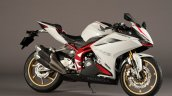 Honda Cbr250rr Grand Prix Red Stripe Pearl Glare W