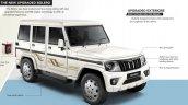 New Mahindra Bolero Facelift Brochure Page 2 B6c9