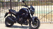 Bajaj Dominar 250 Front Three Quarter Black
