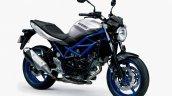 Suzuki Sv650 Abs Mystic Silver Metallic