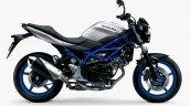 Suzuki Sv650 Abs Mystic Silver Metallic Rt