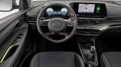2020 Hyundai I20 Interior Dashboard Driver Side