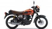 2020 Kawasaki W175 Cafe Orange Right