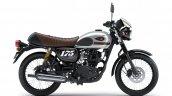2020 Kawasaki W175 Cafe Silver Right
