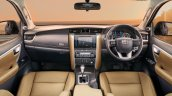 Toyota Fortuner Interior Dashboard