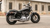 2020 Harley Davidson 1200 Custom Rear Three Quarte