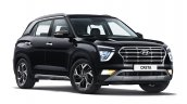 2020 Hyundai Creta Front Three Quarters Right Side
