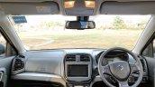 2020 Maruti Vitara Brezza Facelift Interior Dashbo
