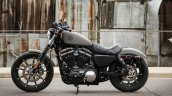 Harley Daivdson Iron 883 Left Side
