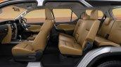 Toyota Fortuner Interior Cabin 935e