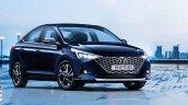 2020 Hyundai Verna Facelift Front Three Quarters O