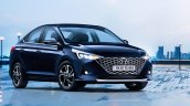 2020 Hyundai Verna Facelift Front Three Quarters O