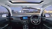 2020 Hyundai Verna Facelift Interior Dashboard 174