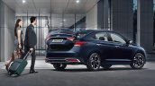 2020 Hyundai Verna Facelift Rear Three Quarters Sm