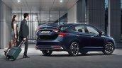 2020 Hyundai Verna Facelift Rear Three Quarters Sm