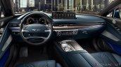 2021 Genesis G80 Interior Dashboard