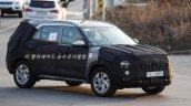7 Seat Hyundai Creta Spy Shot Indianautosblog Com