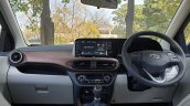 Hyundai Aura Review Images Interior Dashboard 2 A8