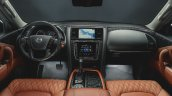 2020 Nissan Patrol Facelift Interior Dashboard