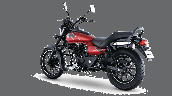 Bajaj Avenger Street 160 Rear Three Quarter