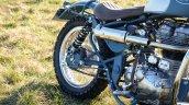 Custom Royal Enfield Classic 500 Efi Exhaust