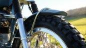 Custom Royal Enfield Classic 500 Efi Front Fender