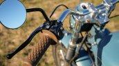 Custom Royal Enfield Classic 500 Efi Handgrips