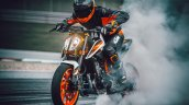 Ktm 890 Duke R Burnout