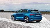 2020 Audi A3 Sportback Rear Three Quarters Ad75