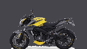 Bajaj Pulsar Ns200 Left Side