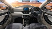 New Tata Nexon 2020 Facelift Interior Dashboard
