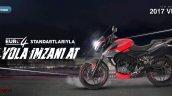 2017 Bajaj Pulsar Ns200 Profile